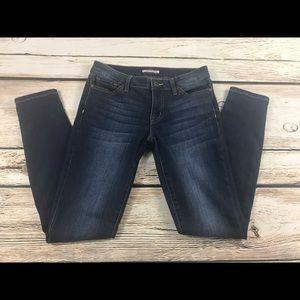 Tommy Hilfiger Jeans Womens 0 Reg Skinny Stretch